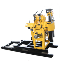 130m drilling depth HZ-130YY small drilling rig