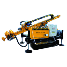 Hydraulic power head drive drilling machine MGY-135L