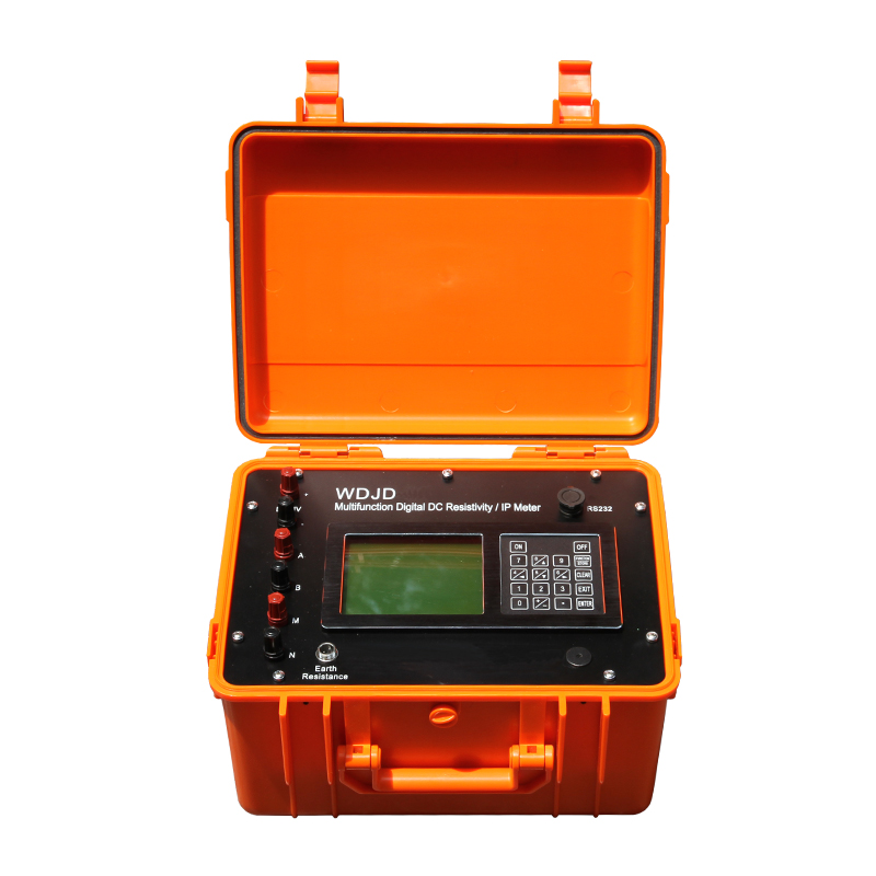 WDJD-4 Multi-function Digital DC Resistivity/IP Meter