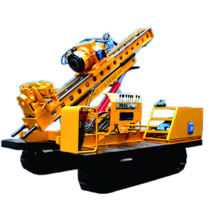 MGY-100BL Hydraulic anchor drilling rig crawler drilling rig