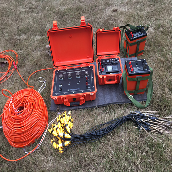 WGMD Multi-electrode Resistivity Surveying System