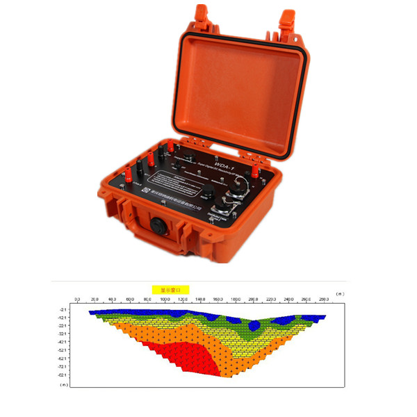 WGMD-9 Resistivity And IP Tomography System